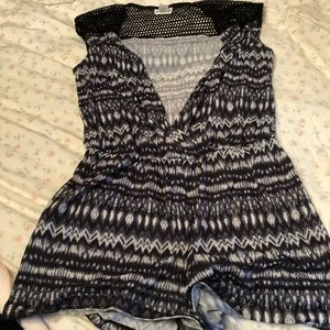 Swimsuits for All Romper Coverup